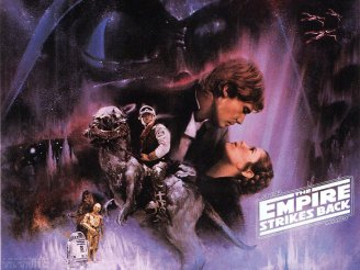^ The Empire Strikes Back (1980). This was the sequel that changed everything...