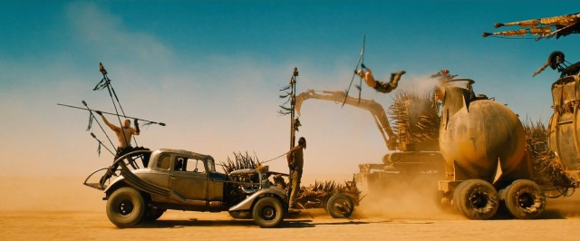 The vision of Mad Max, a world of constant fuel/water/resource shortages, could wind up being the most prescient vision if things continue as they are...