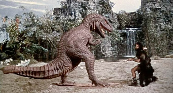 one-million-years-bc-allosaur-attack