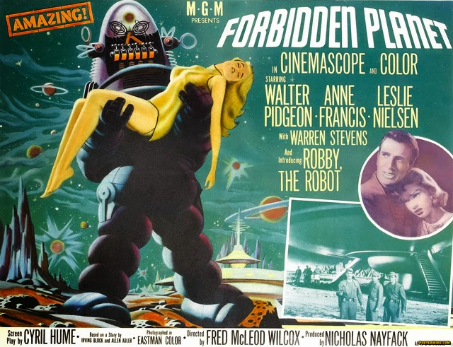 forbidden2bplanet2bposter