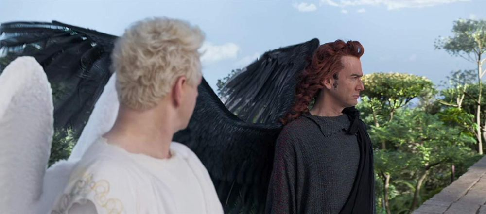 """Neil Gaiman's """"Good Omens"""" is a divine comedy that's diabolically"""